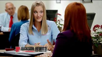 Jackson Hewitt TV Spot, 'Hairstylist' - Thumbnail 3
