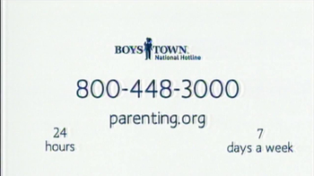 Boys Town TV Spot, 'Time With Your Teen' - Thumbnail 10