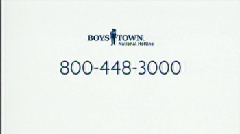 Boys Town TV Spot, 'Time With Your Teen' - Thumbnail 9