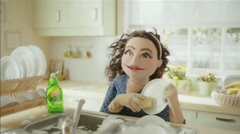 Gain Dish Soap TV Spot, 'Muñeca' [Spanish]