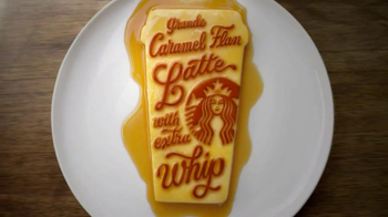 Starbucks Caramel Flan Latte TV Spot - Thumbnail 10