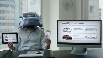 Edmunds.com TV Spot, 'Car Head'