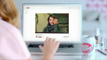 Dr Pepper Diet TV Spot, '/1' Featuring Michelle Phan, Song by Lenka - Thumbnail 9