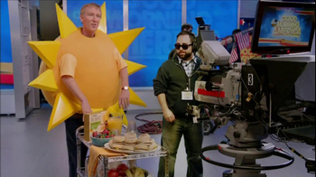 Jimmy Dean TV Spot, 'Good Morning America' - Thumbnail 4