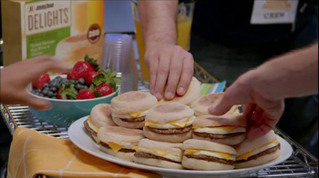 Jimmy Dean TV Spot, 'Good Morning America' - Thumbnail 5