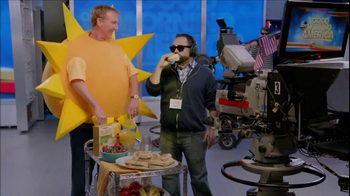 Jimmy Dean TV Spot, 'Good Morning America' - Thumbnail 6