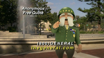 The General TV Spot, 'Street Quotes' - Thumbnail 10
