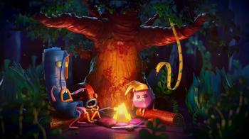 Fruitsnackia TV Spot, 'Camping' - Thumbnail 3