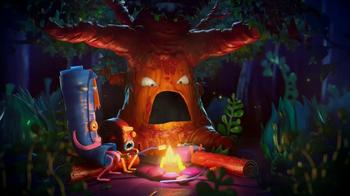 Fruitsnackia TV Spot, 'Camping' - Thumbnail 8