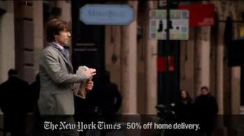 The New York Times TV Spot, 'Digital-Everything Life' - Thumbnail 1