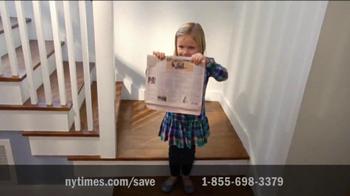 The New York Times TV Spot, 'Digital-Everything Life' - Thumbnail 10