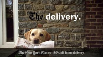 The New York Times TV Spot, 'Digital-Everything Life' - Thumbnail 2