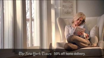 The New York Times TV Spot, 'Digital-Everything Life' - Thumbnail 3