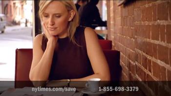 The New York Times TV Spot, 'Digital-Everything Life' - Thumbnail 6