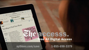 The New York Times TV Spot, 'Digital-Everything Life' - Thumbnail 7