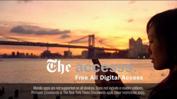 The New York Times TV Spot, 'Digital-Everything Life' - Thumbnail 8
