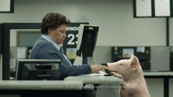 Geico App TV Spot, 'DMV' - 6128 commercial airings