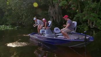 Tracker Boats TV Spot, 'Best Selling Fishing Boats'