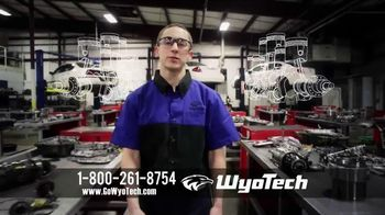 WyoTech TV Spot, 'Visit'