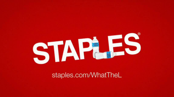 Staples TV Spot, 'What the L?' Featuring Jarret Stoll - Thumbnail 9
