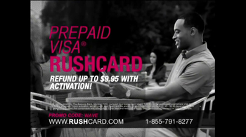 RushCard TV Spot, \'Activation\'