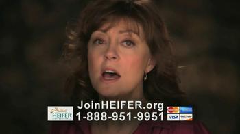 Heifer International TV Spot Featuring Susan Sarandon - Thumbnail 6