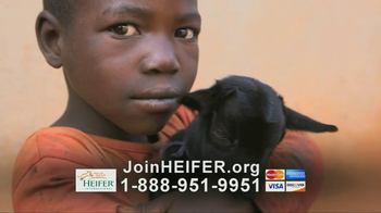 Heifer International TV Spot Featuring Susan Sarandon - Thumbnail 9