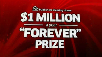 Publishers Clearing House, '$1 Million a Year' Song by The Pointer Sisters