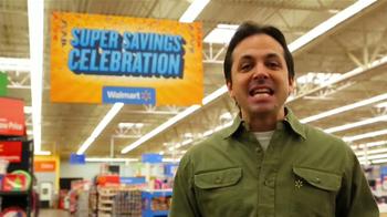 Walmart Super Savings Celebration TV Spot [Spanish] - Thumbnail 1