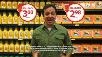Walmart Super Savings Celebration TV Spot [Spanish] - Thumbnail 6