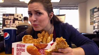 KFC Extra Crispy Boneless Combo Meal TV Spot, 'Ad Agency' - Thumbnail 6