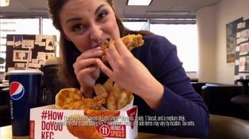 KFC Extra Crispy Boneless Combo Meal TV Spot, 'Ad Agency' - Thumbnail 3