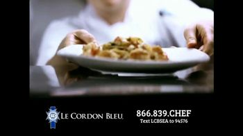 Le Cordon Bleu TV Spot, 'A Promising Future' - Thumbnail 3