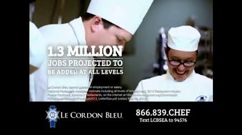 Le Cordon Bleu TV Spot, 'A Promising Future' - Thumbnail 4