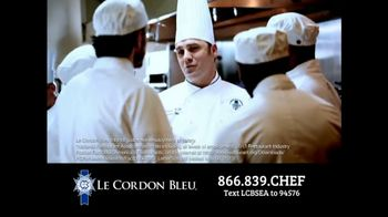 Le Cordon Bleu TV Spot, 'A Promising Future' - Thumbnail 5