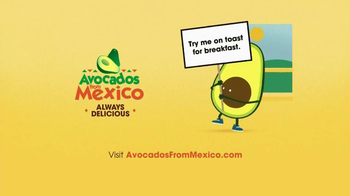 Avocados From Mexico TV Spot, 'Rise and Shine' - Thumbnail 10