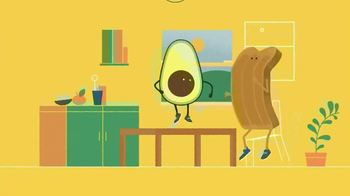 Avocados From Mexico TV Spot, 'Rise and Shine' - Thumbnail 4