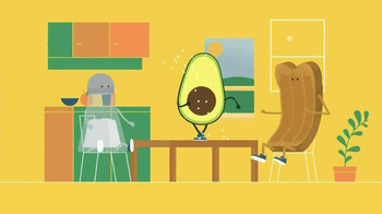 Avocados From Mexico TV Spot, 'Rise and Shine' - Thumbnail 5