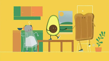 Avocados From Mexico TV Spot, 'Rise and Shine' - Thumbnail 6