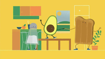 Avocados From Mexico TV Spot, 'Rise and Shine' - Thumbnail 7