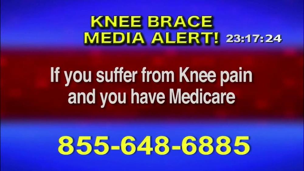 Health Hotline TV Commercial, 'Knee Brace'