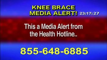 Health Hotline TV Spot, 'Knee Brace' - Thumbnail 1