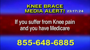 Health Hotline TV Spot, 'Knee Brace'