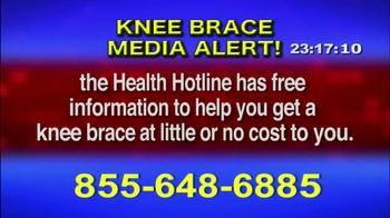 Health Hotline TV Spot, 'Knee Brace' - Thumbnail 6