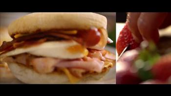 Denny's $4 Breakfast TV Spot, 'Date' - Thumbnail 6