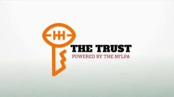 NFLPA TV Spot, 'The Trust' Featuring Spice Adams - Thumbnail 1