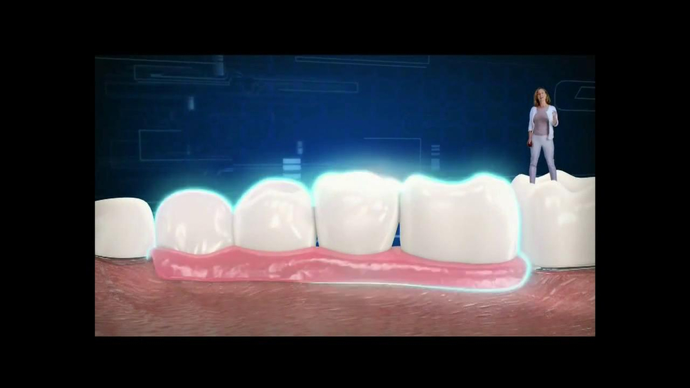 Fixodent TV Commercial, 'Simple Test'