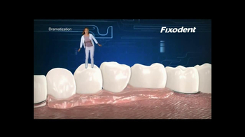 Fixodent TV Spot, 'Simple Test' - Thumbnail 5