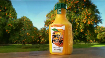 Simply Orange TV Spot, \'Barrel of a Carafe\'