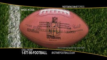 Big Time Footballs NFC Championship Ball TV Spot - Thumbnail 2